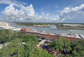 Město Savannah - místo, které nám dalo příběh Forresta Gumpa