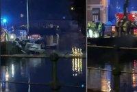 Čtyři Slováci zemřeli při děsivé autonehodě v Belgii: Jejich vůz sjel v noci do řeky