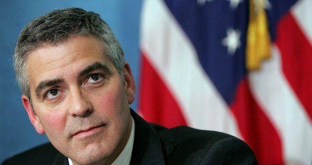 George Clooney se vždy zajímal o politiku.
