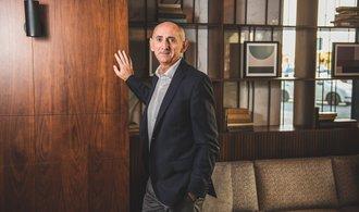 V Česku vidím silný potenciál, říká Gerard Ryan, šéf zahraniční matky Provident Financial