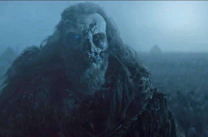 Ian Whyte jako Giant Wight