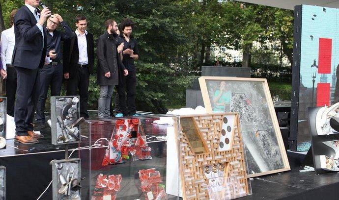 Gilles Bèrouard odhaluje uměleckou podobu loga Havas