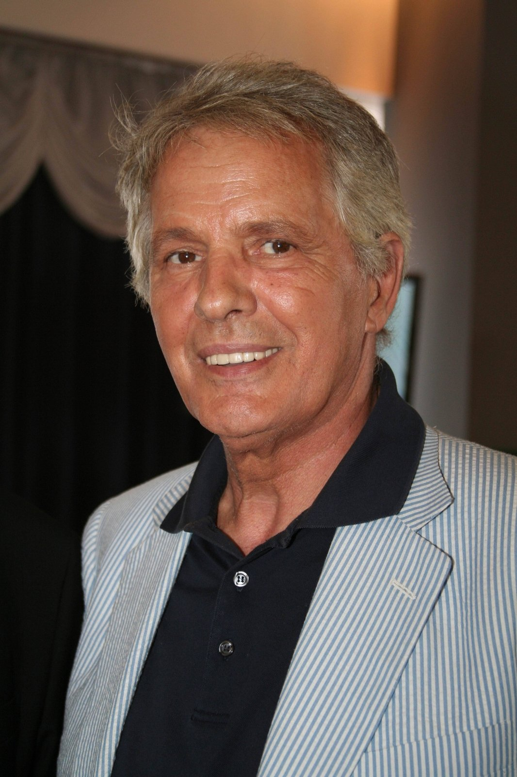 Image: 0173477250, License: Rights managed, Restrictions: No publication in Italy, September 9, 2008 - Venice, Italy : Actor Giuliano Gemma, famous for his career in the Italian western movies, has died in Rome, Italy, on September 30, 2013  in a car incident. It was 75., Place: Italy, Model Release: No or not aplicable, Credit line: Profimedia.cz, Polaris