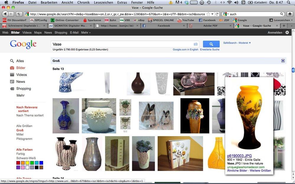 Předlohy si našel David Mitchel přes Google