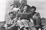 Rodinný výlet na Sněžku (1949)