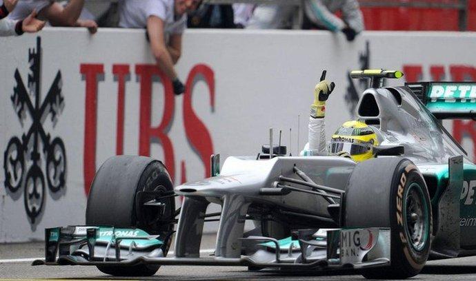 GP Číny 2012