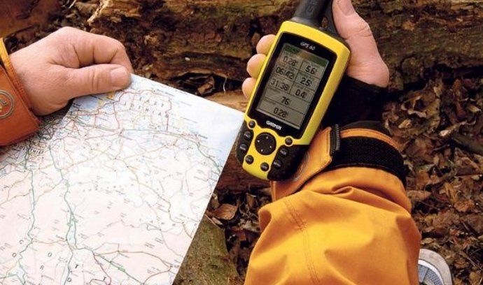 GPS, navigace, turistika