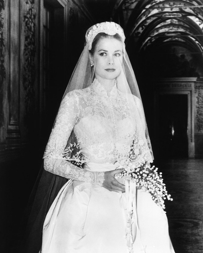 Krásná americká herečka si ve svých 26 letech vzala monackého  knížete Rainiera III.