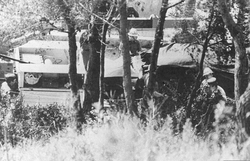 Idylka ale skončila tragédií - v roce 1982 patrně v důsledku mrtvice ztratila vládu nad svým vozem a v serpentinách nad Monte Carlem se i s dcerou ve autě zřítila ze skály.