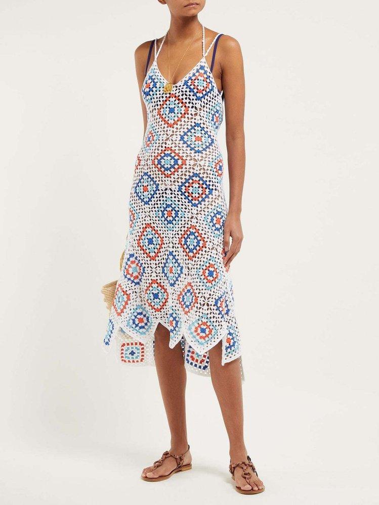 Plážové šaty, My Beachy Side, 3530 Kč, prodává Matchesfashion.com
