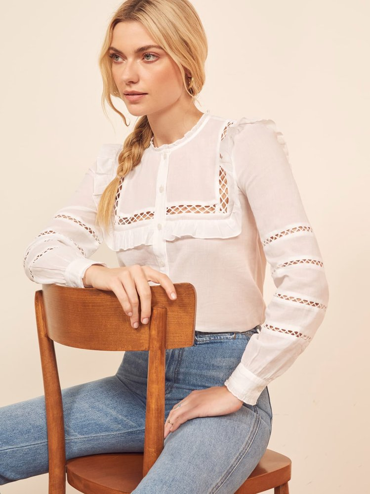 Reformation, 148 $, www.thereformation.com