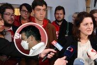 Pád ČSSD: Hamáček rezignuje na post předsedy. Vyčerpaná Maláčová měla slzy na krajíčku