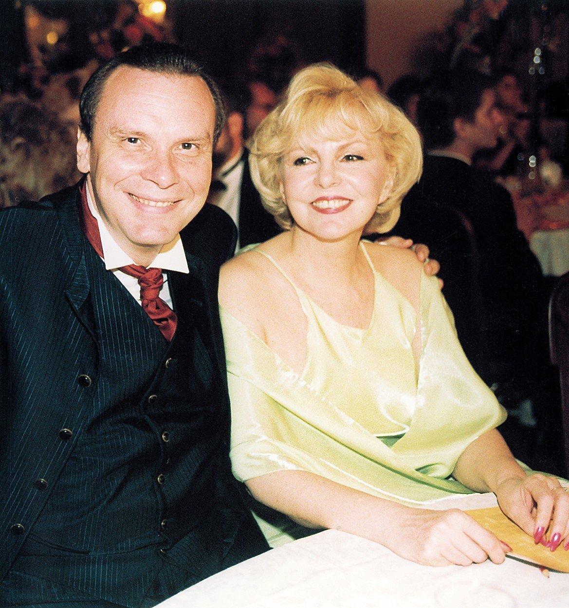 Hana Zagorová a Štefan Margita