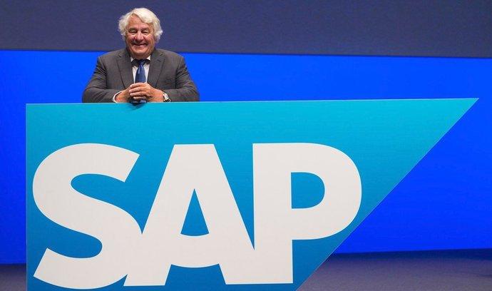 Hasso Plattner, spoluzakladatel technologické firmy SAP