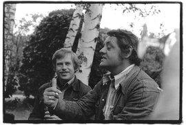 Mejdany, večírky a zahradní slavnosti. I tak žil prezident Václav Havel