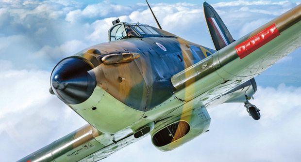 Hawker Hurricane: Stíhačka z bitvy o Británii