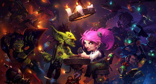 Hearthstone: Jak začít s nejhranější karetní hrou?
