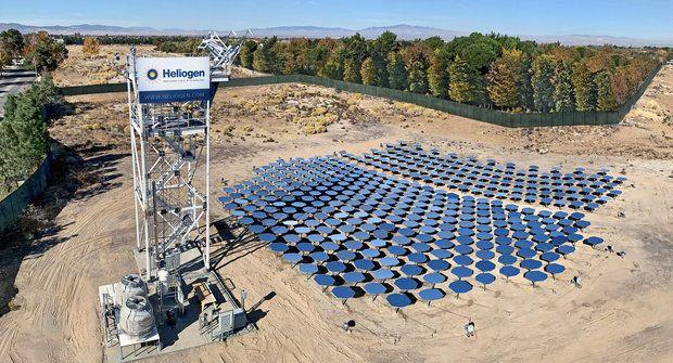 Nová technologie a umělá inteligence krotí Slunce