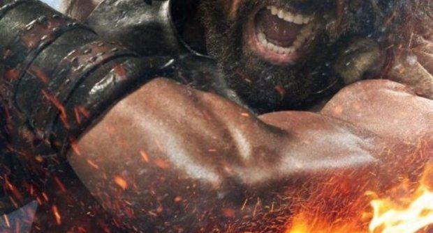 Pořádný kus Herkula: Dwayne Johnson má dokonce vlasy!