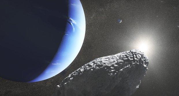 Měsíc, který nemá existovat