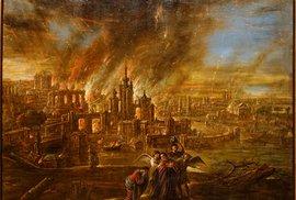 Sodomu a Gomoru vyhladil výbuch meteoritu podobný tomu v Tungusce, tvrdí vědci
