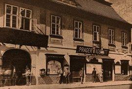 Štědrý večer roku 1907: Na Václavském náměstí řádili gangsteři a bankovní lupiči