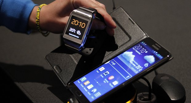 Chytré hodinky: Digitální trend letošního roku