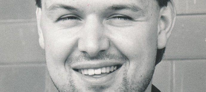 Ladislav Lubina v dobách úspěšné hráčské kariéry