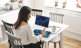 Práce z domova i z kanceláře může být stejně produktivní. Zásadní je technická podpora.
