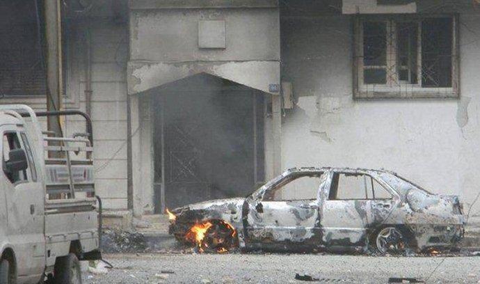 Homs, Sýrie