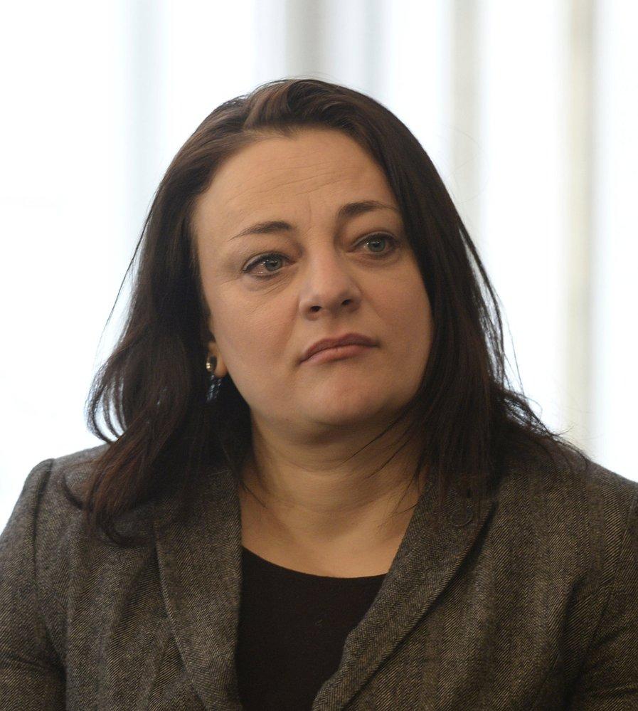 Alena Jančíková, ředitelka České asociace paraplegiků.