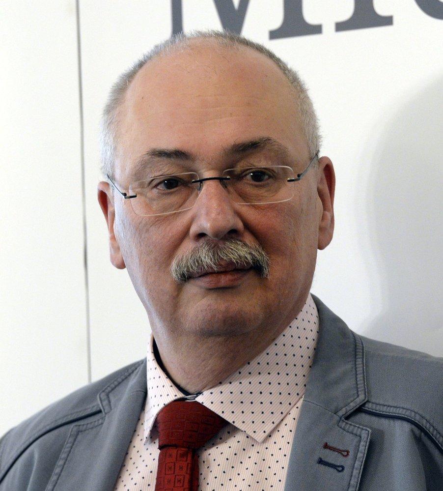 Právník Karel Eliáš.