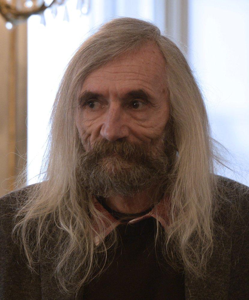 Miroslav Petříček, filosof a vysokoškolský pedagog.