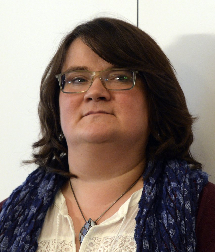 Monika Marková, ředitelka hospicu sv. Štěpána v Litoměřicích.