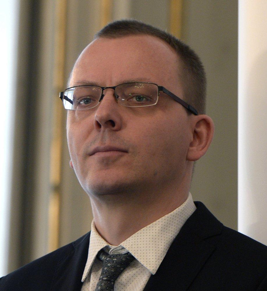 Oldřich Císař, vědecký pracovník Sociologického ústavu Akademie věd.