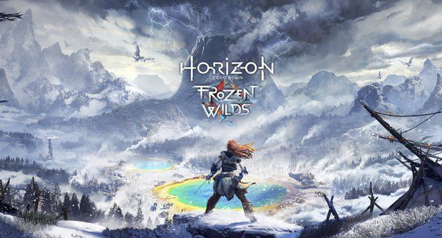 Horizon Zero Dawn: The Frozen Wilds a Hearthstone: Kobolds & Catacombs v ABC 25-26/2017