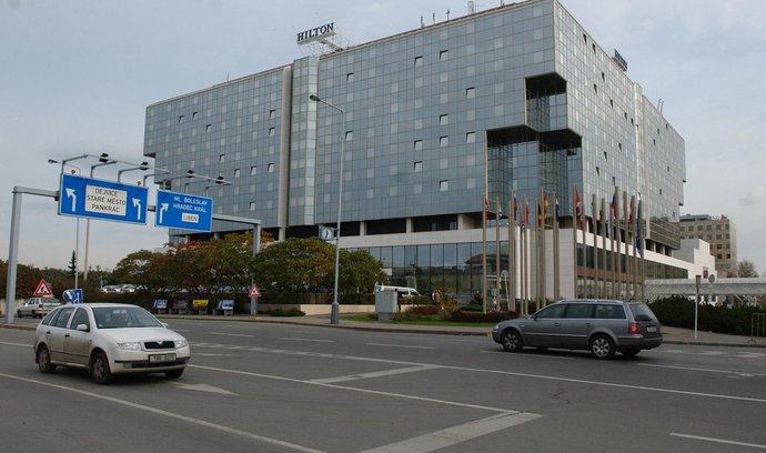 Hotel Hilton v Praze