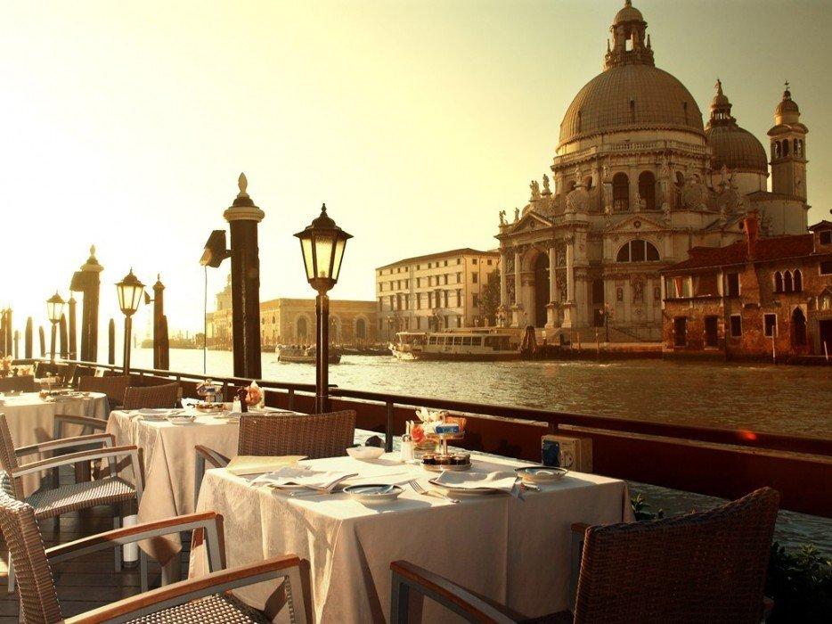 Gritti Palace, Itálie