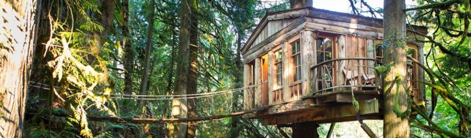 Treehouse Point Hotel, Seattle