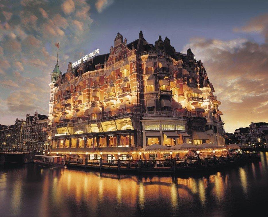 Hotel De L'Europe, Amsterdam