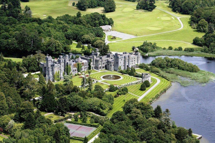 Ashford Castle Hotel, Irsko