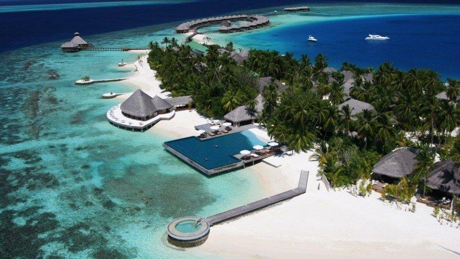 Huvafen Fushi Resort, Maledivy
