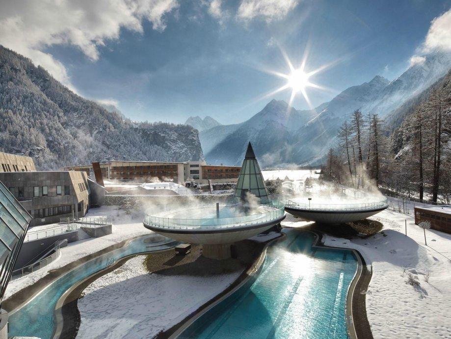 Aqua Dome, Rakouska