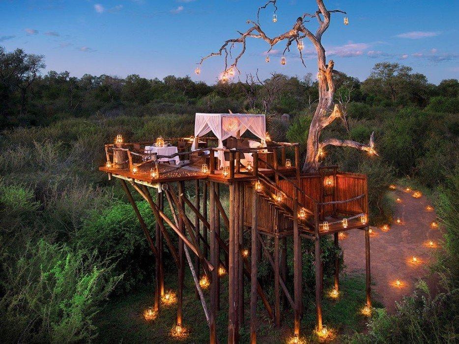 Lion Sands, Jižní Afrika