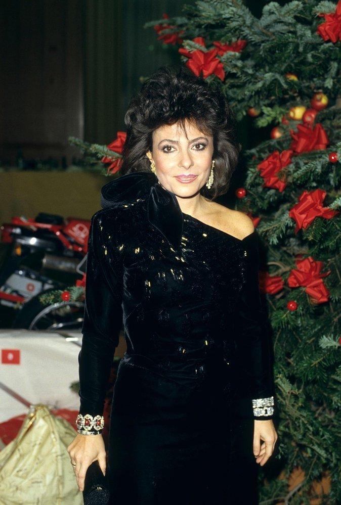 Patrizia Reggiani v 80. letech