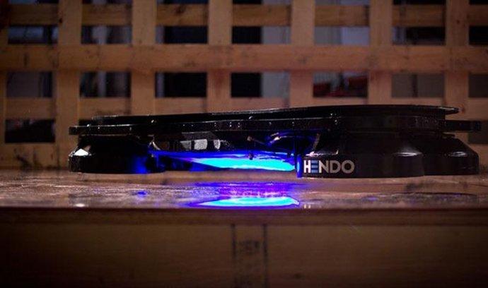 hoverboard Hendo