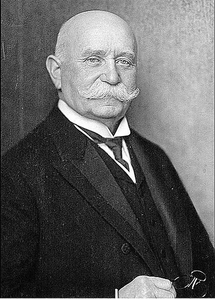 Hrabě Ferdinand von Zeppelin