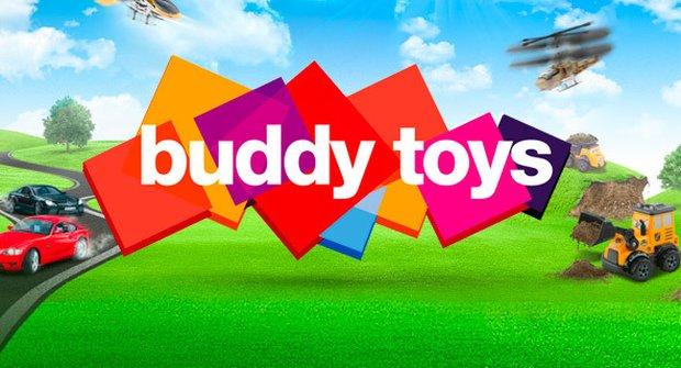 Vyhodnocení soutěže s hračkami Buddy Toys