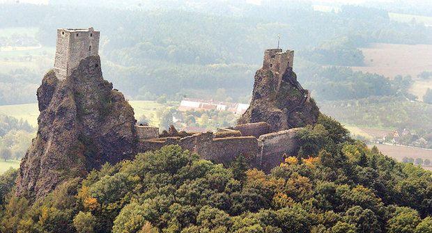 Vývoj hradu 15: Tajemství hradních zřícenin