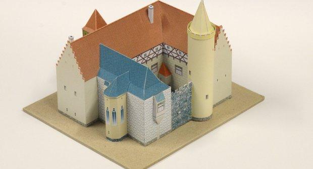 Gotický hrad